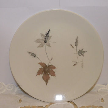 Vintage Royal Doulton Side Plates x 2 Tumbling Leaves Pattern E & Best Vintage Royal China Patterns Products on Wanelo