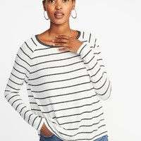 Loose Luxe Soft-Spun Tee for Women | Old Navy