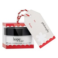 philosophy 'hope in a jar' moisturizer holiday ornament | Nordstrom