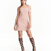 H&M Open-shoulder Dress $9.99