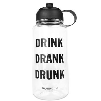 Drink Drank Drunk Water Bottle