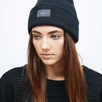 Obey Vernon Beanie in Black - Urban Outfitters