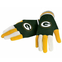 Official NFL Green Bay Packers Gloves Choose Style