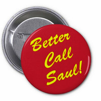 Beter Call Saul Breaking Bad Pin Back Button