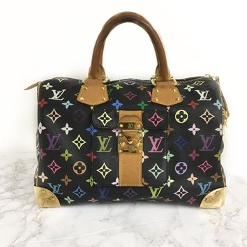 Louis Vuitton 'Speedy 30' Bag