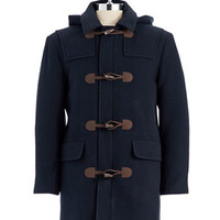 Lauren Ralph Lauren Hooded Toggle Jacket