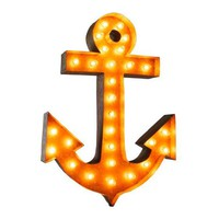 Pre-owned Anchor Marquee Light