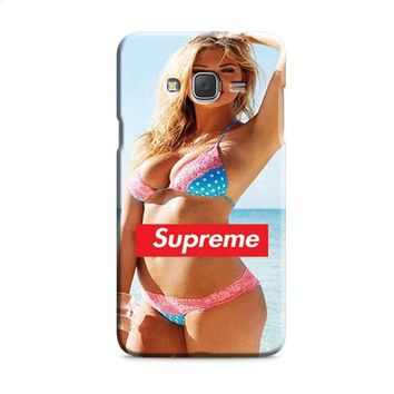 Kate Upton supreme Samsung Galaxy J7 2015 | J7 2016 | J7 2017 Case