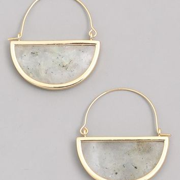 In The Lead Earrings