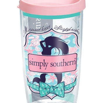 Simply Southern® Mermaid Tumblers and Water Bottles By Tervis