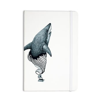"Graham Curran ""Shark Record"" Everything Notebook"