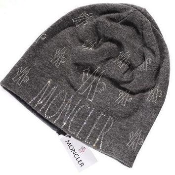 DCCKIG3 Moncler Style2 Cable Knit Beanie