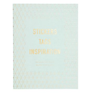DIY STICKER BOOK: INSPIRATION