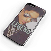 Legend Prince Purple Rain iPhone Case and Samsung Galaxy Case