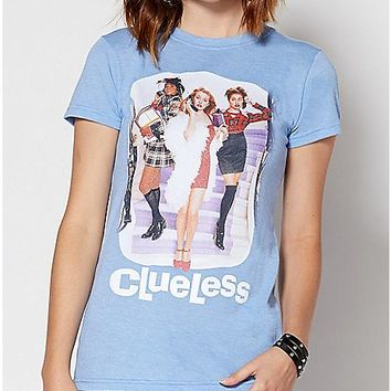 Clueless T Shirt - Spencer's