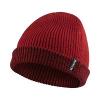 Hurley Shipshape 2.0 Men's Knit Hat Size 1SZ (Red)