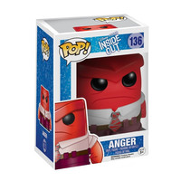 Anger Disney Inside Out POP! Movies #136 Vinyl Figure