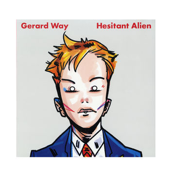 Gerard Way - Hesitant Alien Vinyl LP Hot Topic Exclusive
