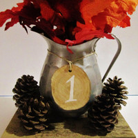 Table Numbers, Table Number Wedding, Wedding Table Numbers, Centerpiece Numbers, Rustic Table Numbers, Dinner Table Numbers