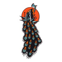 Valley Cruise Peacock Patch
