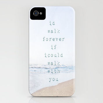 idwalkforever iPhone Case by secretgardenphotography [Nicola] | Society6