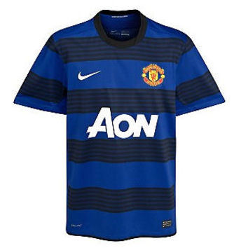 Manchester United Jersey Away 2011-2012
