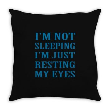 funny dads Throw Pillow