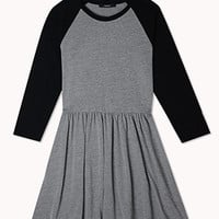 Sporty Raglan Dress