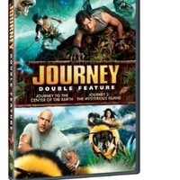 Journey Double Feature (Journey to the Center of the Earth / Journey 2: The Mysterious Island)