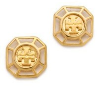 Tory Burch Audrina Post Earring | SHOPBOP