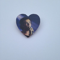 Matty Healy The 1975 Pin Button