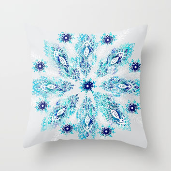 """Inspire Me"" Throw Pillow by rskinner1122"