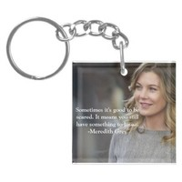Greys Anatomy keychain from Zazzle.com