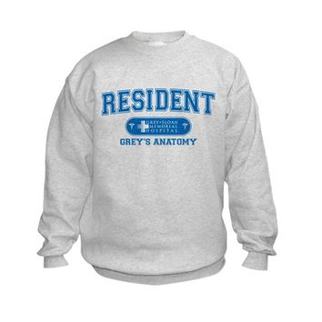GREY'S ANATOMY RESIDENT SWEATSHIRT