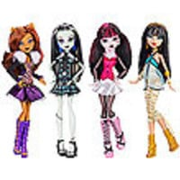 Monster High Original Core Doll Case