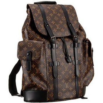 Louis Vuitton Monogram Christopher Backpack