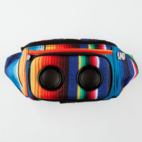 Jammypack Pancho Villa Speaker Fanny Pack Black One Size For Men 26119414901