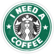 I need a coffee!