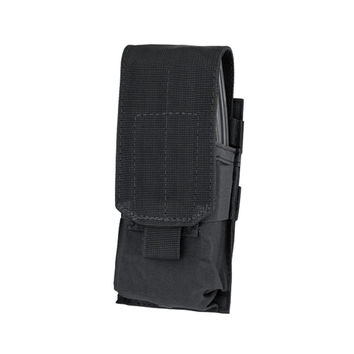 Single M4 Mag Pouch Color- Black