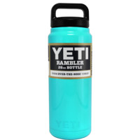 YETI Seafoam Gloss 26 oz Rambler Bottle