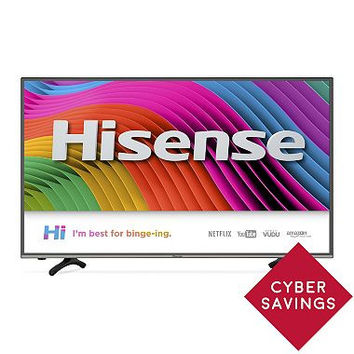"""Brand New"" Hisense 50"" Class 4K Smart TV - 50H7C"