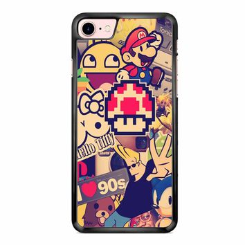 90S Cartoon iPhone 7 Case