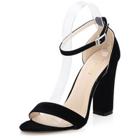 Ankle Straps Sandals High Heels