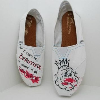 Invisible Monsters Custom TOMS