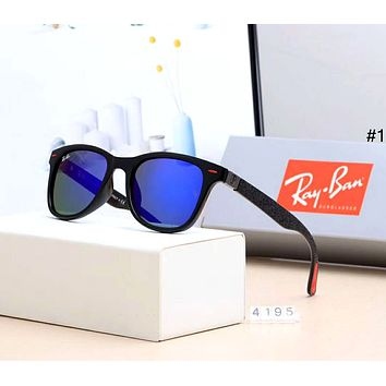 Ray-Ban Tide brand men and women personality driving retro polarized sunglasses #1