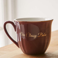 Classy Tea Cup - Urban Outfitters