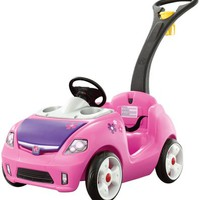 Step 2 Whisper Ride II Pink - Free Shipping