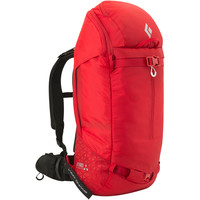 Black Diamond Saga 40 JetForce Backpack - 2440 cu in Fire Red, M/L