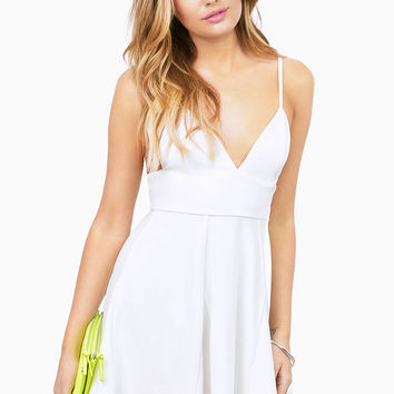 All Business Skater Dress