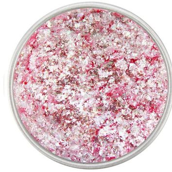 Pastel Pink Jewel Dust - sparkly 100% EDIBLE sparkly pink glitter for decorating cookies, cakes, cupcakes, and cake pops